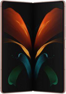 最佳可折叠的安卓手机 Samsung Galaxy Z Fold 2 5G