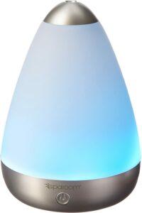 最佳可自动关闭的香薰油机 SpaRoom PureMist Ultrasonic Essential Oil Diffuser