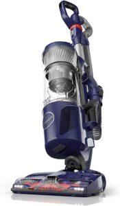 最佳实惠的宠物吸尘器:Hoover UH74210PC Power Drive Bagless Multi Floor Upright Vacuum Cleaner
