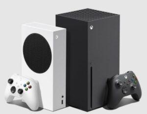 最佳微软游戏机: Xbox Series X