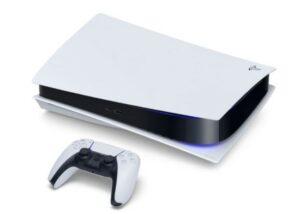 最佳游戏机: PlayStation 5