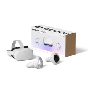 最佳虚拟现实游戏机 Oculus Quest 2