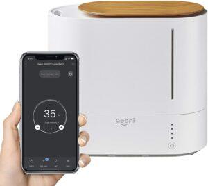 最佳语音控制的香薰精油机 Geeni Soothe Wi-Fi Smart Humidifier