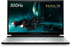 最佳17寸游戏笔记本电脑 New Alienware m17 R3 17.3 inch FHD Gaming Laptop