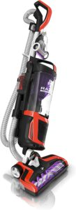 最佳Dirt Devil宠物吸尘器:Dirt Devil Razor Pet Steerable Bagless Upright Vacuum, UD70355B, Red