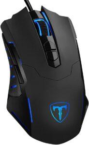 最便宜的有线游戏鼠标 PICTEK Gaming Mouse Wired