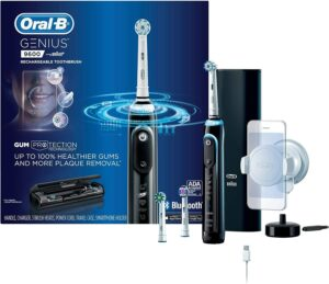 最适合旅行携带的电动牙刷 Oral-B 9600 Electric Toothbrush