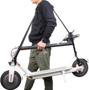 电动滑板车的背带
