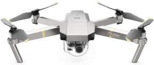 适合拍摄视频的无人机 DJI Mavic Pro Platinum 4K Drone