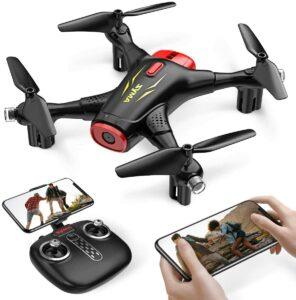 非常耐用结实的无人机 Syma X400 FPV Drone with Camera for Kids and Adults