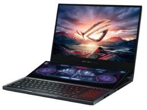高端游戏笔记本电脑 ASUS ROG Zephyrus Duo Gaming Laptop