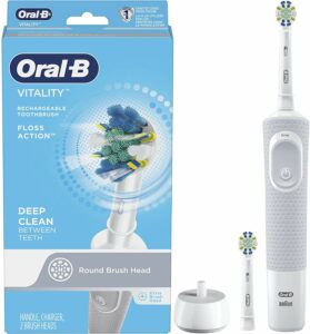 Oral-b Vitality Floss Action Rechargeable 电动牙刷