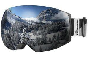 Outdoormaster Ski Goggles Pro - Frameless Lens 滑雪镜推荐