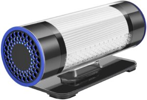 QUEENTY HEPA Car Air Purifier 车载空气净化器