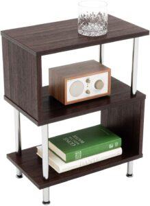 不对称样式的小书架 Small Nightstand Bedside Table