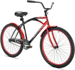 具有经典风格的男士巡洋舰自行车 Kent Rockvale Men's Cruiser Bike