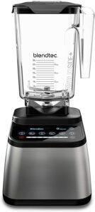 功能丰富的榨汁机 搅拌机 破壁机 Blendtec Designer 725 Blender with WildSide+ Jar (90 oz)