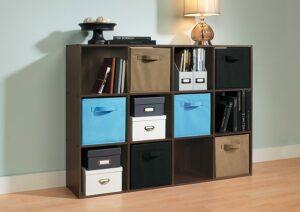 多功能的时尚书架 ClosetMaid 1292 Cubeicals Organizer