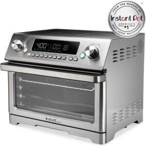 容量足够大的空气炸锅式电烤箱 Instant Omni Plus Air Fryer Toaster Oven 11 in 1, 26L, Rotisserie, Reheat Pizza, XL