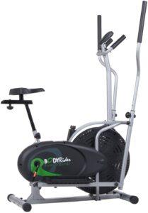 性价比很高的一款椭圆机 Body Rider BRD2000 Elliptical Trainer With Seat