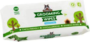 总体最佳的给狗狗用的湿巾 Pogi's Grooming Wipes Dogs & Cats