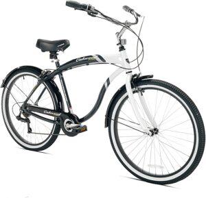 操控性很强的巡洋舰自行车 Kent Oakwood Men's Cruiser Bike