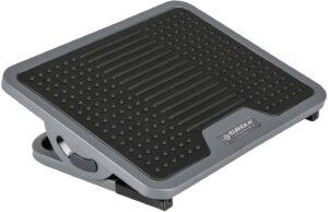 整体最佳脚凳 Eureka Ergonomic Tilt Adjustable Footrest