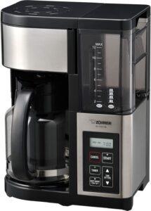 日本制造的很独特的象印牌咖啡机 Zojirushi 12-CupCoffee Maker