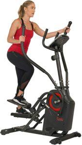 最具价值的椭圆机 Sunny Health & Fitness Premium Cardio Climber Stepping Elliptical Machine