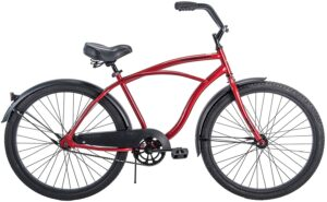 最具简洁设计的男士巡洋舰自行车 Huffy 26INCH Men's Cranbrook Cruiser Bike with Freebie