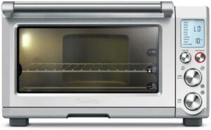 最适合三口之家使用的烤箱 Breville BOV845BSS Smart Oven Pro Convection Countertop Oven, Brushed Stainless Steel