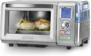 最适合健康蒸汽烹饪的电烤箱 Cuisinart Convection Stainless Steel Steam & Convection Oven