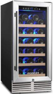 最适合展示葡萄酒的冷藏柜 BODEGA 15 Inch Wine Cooler