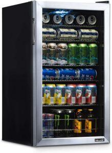 最适合放饮料的柜式迷你冰箱 NewAir Beverage Refrigerator Cooler