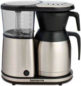 最适合新手使用的咖啡机 Bonavita BV1900TS 8-Cup One-Touch Coffee Maker