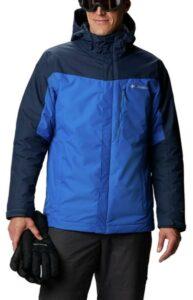 滑雪衣Columbia Men's Whirlibird IV Interchange Jacket, Waterproof & Breathable