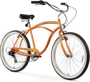 适合各种路况的男士巡洋舰自行车 Firmstrong Urban Man Beach Cruiser Bike