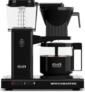 非常经久耐用的一款咖啡机 Technivorm Moccamaster 10-Cup Coffee Maker
