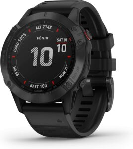 Garmin Fenix 6 Pro –最佳Garmin Multisport健身智能手表