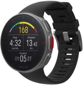 Polar Vantage V铁人三项训练最佳锻炼智能手表