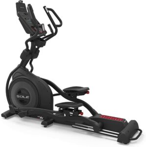 SOLE E95 Elliptical with Built in Speakers