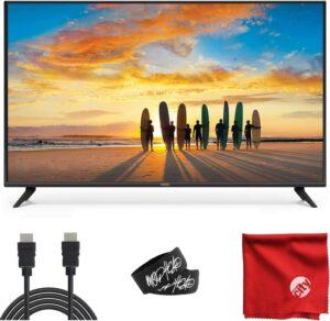 价格实惠的50寸4K智能电视 VIZIO V-Series 50-Inch 2160p 4K UHD LED Smart TV (V505-G9)