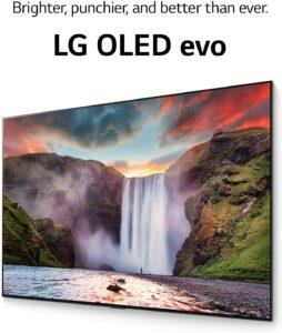 具有华丽设计的LG G1系列4K智能电视 LG OLED65G1PUA Alexa Built-in G1 Series 65inch Gallery Design 4K Smart OLED evo TV