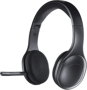 兼容性最强的无线头戴式耳机 Logitech H800 Bluetooth Wireless Headset with Mic for PC, Tablets and Smartphones