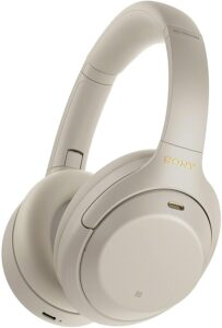 功能十分丰富的头戴式降噪耳机 Sony WH-1000XM4 Wireless Industry Leading Noise Canceling Overhead Headphones