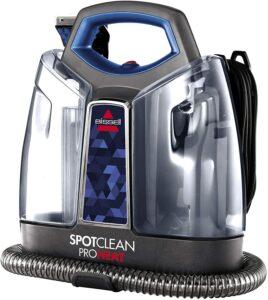 很流行的一款床垫清洁器 BISSELL SpotClean ProHeat Portable Spot and Stain Carpet Cleaner