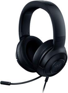 性能出色而且价格便宜的头戴式耳机 Razer Kraken X Ultralight Gaming Headset