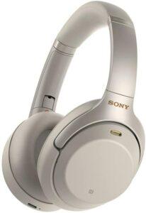 总体性能最佳的耳机:Sony WH1000XM3
