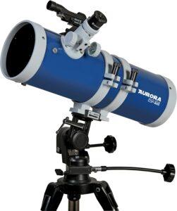 探索ONE极光反射望远镜 ExploreOne Aurora 114MM Reflector Telescope