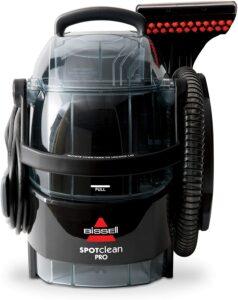 整体性能最佳的床垫吸尘器 Bissell 3624 Spot Clean Professional Portable Carpet Cleaner